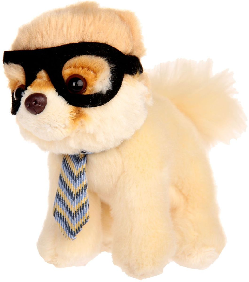 Gund Мягкая игрушка Собака Itty Bitty Boo Nerdy 12,5 см 2245512 радомир мягкая игрушка собака соня 55 см 2008906