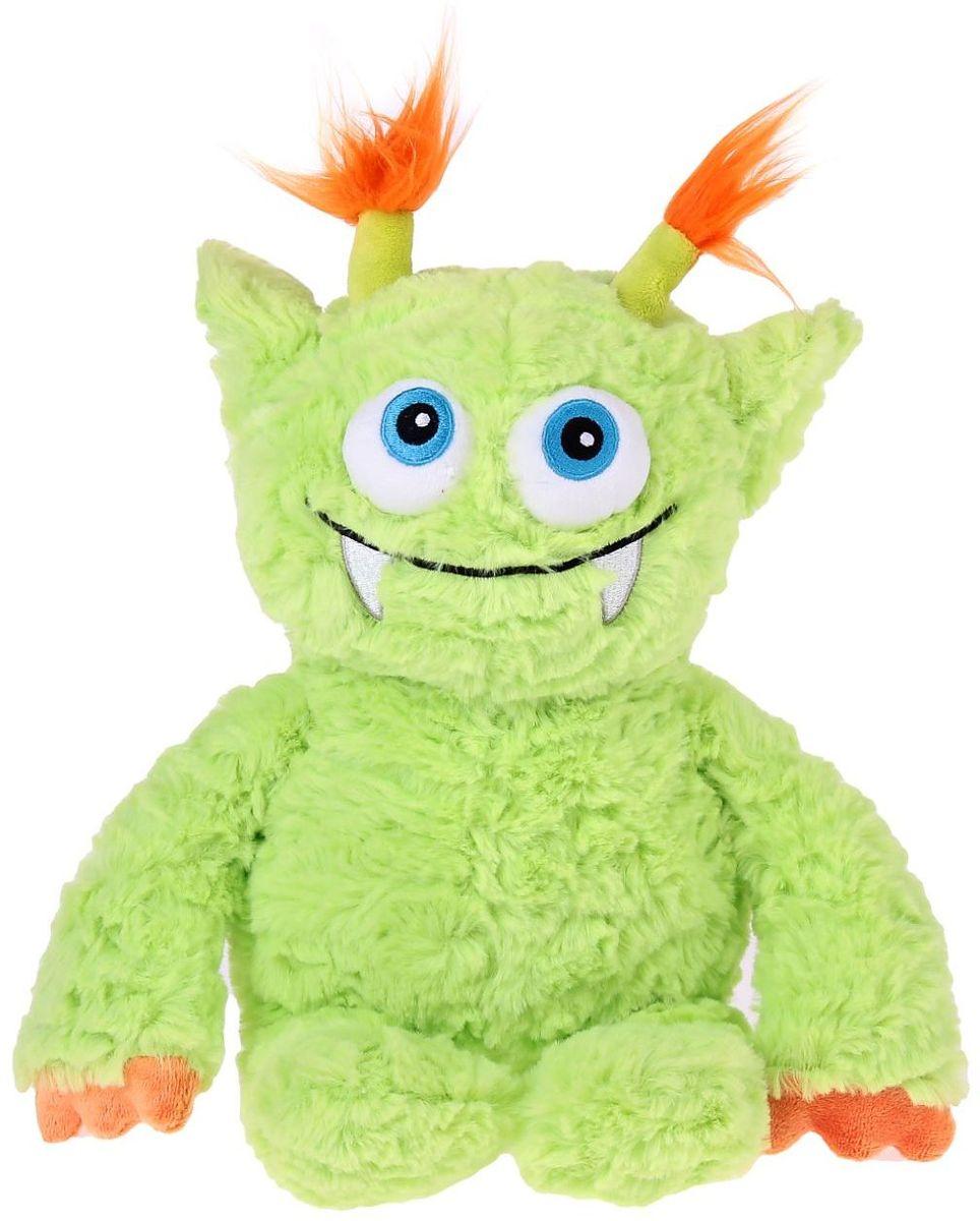 Gund Мягкая игрушка Монстер Beeper 30,5 см 2245523 gund мягкая игрушка velvetino с зеленым шарфом 30 5 см