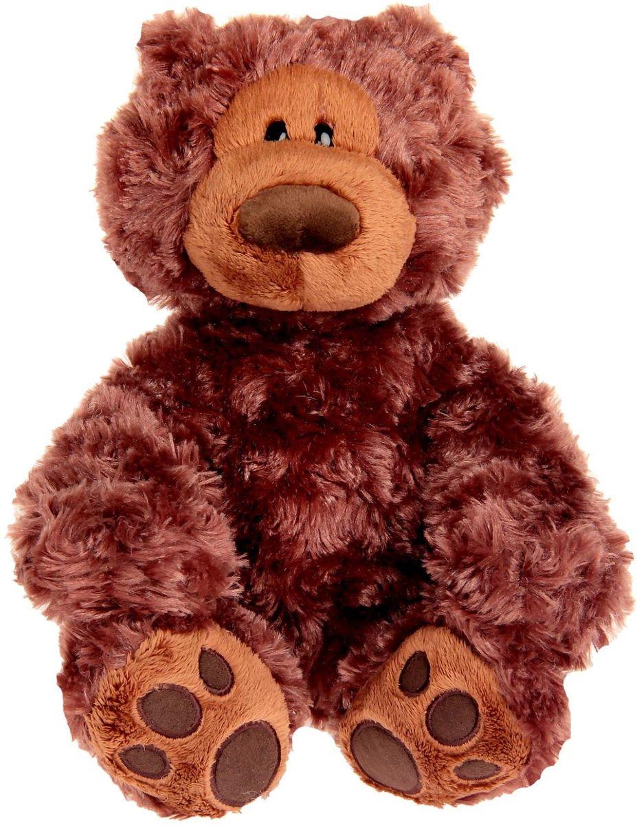 Gund Мягкая игрушка Медведь Philbin 33 см 2245531 малышарики мягкая игрушка собака бассет хаунд 23 см