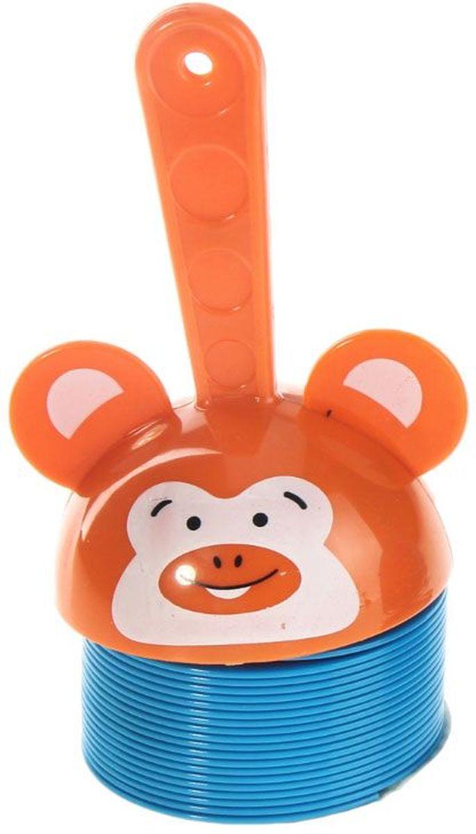 Sima-land Антистрессовая игрушка Пружинка Радуга Мышка sima land мягкая игрушка на руку мальчик 1147835