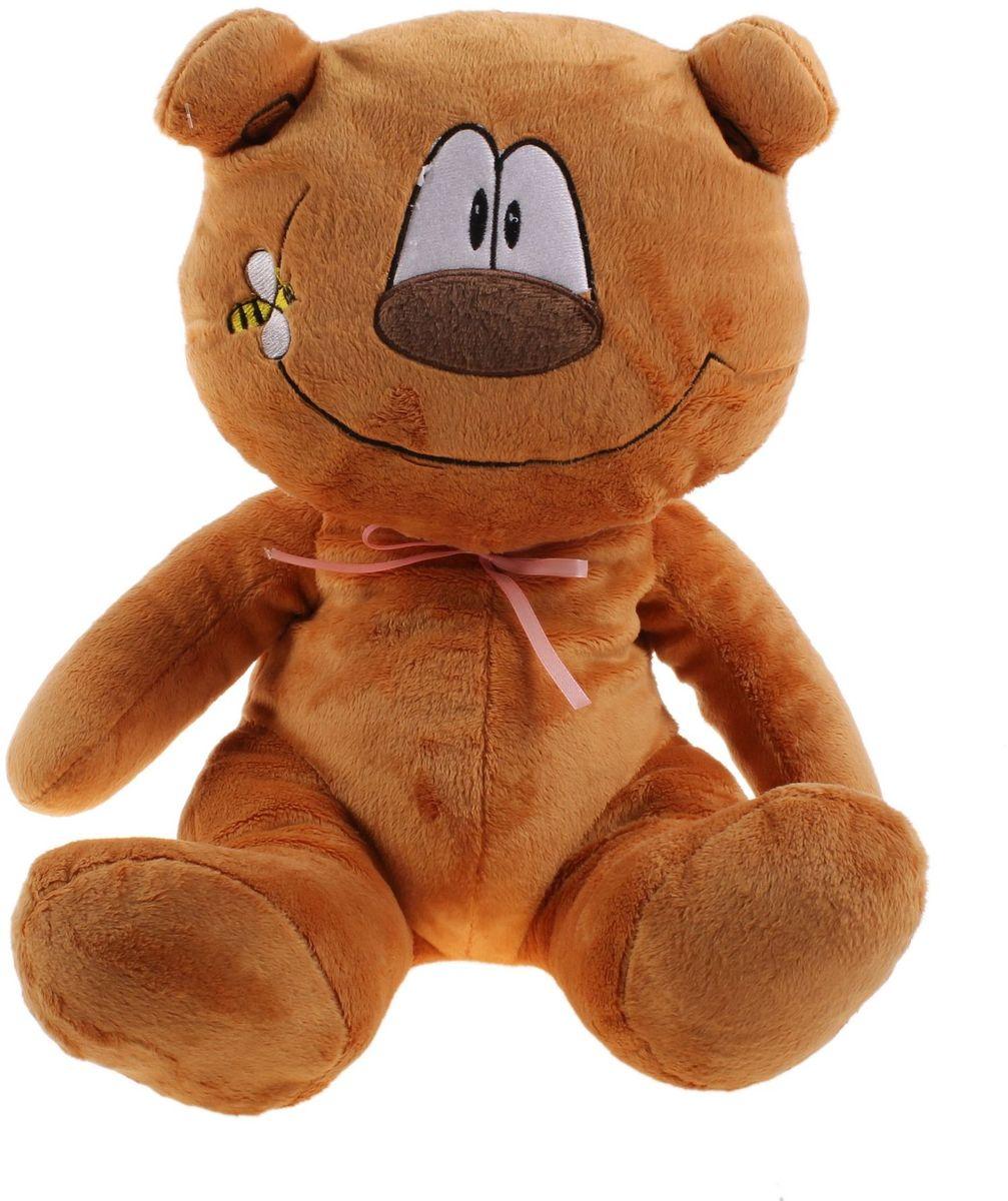 888 Мягкая игрушка Веселый медведь 40 см 316267 888 ultra