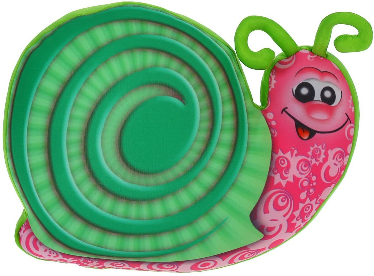 Sima-land Мягкая игрушка-антистресс Улитка 330459 sima land мягкая игрушка антистресс