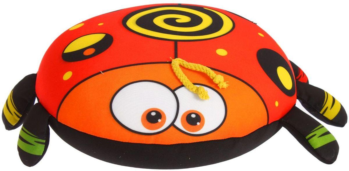 Sima-land Мягкая игрушка-антистресс Божья коровка 330461 sima land мягкая игрушка антистресс губы целовашки 864936
