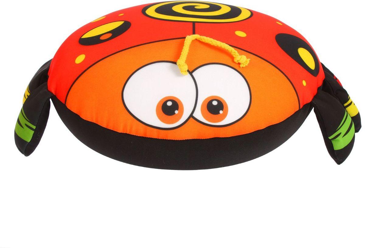 Sima-land Мягкая игрушка-антистресс Божья коровка 330462 sima land мягкая игрушка на руку мальчик 1147835