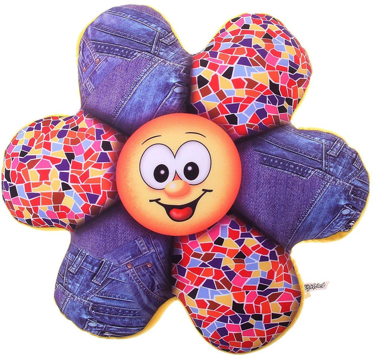 Sima-land Мягкая игрушка-антистресс Солнышко 330465 sima land мягкая игрушка на руку мальчик 1147835