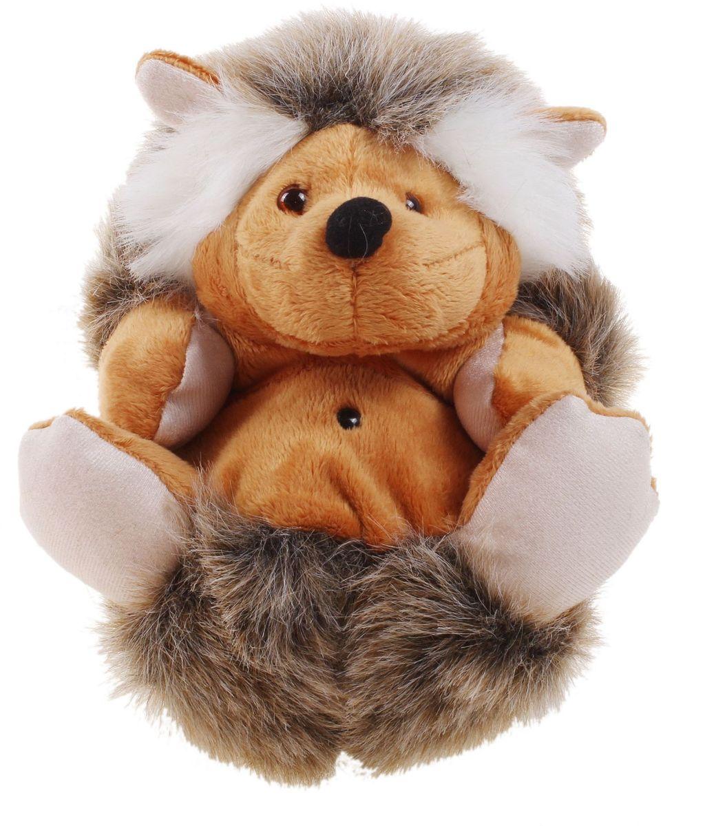 888 Мягкая игрушка Ежик Пуся 26 см 333571 geoby 888 в новосибирске