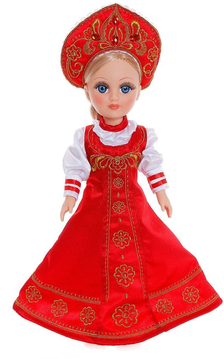 Sima-land Кукла озвученная Анастасия Русская красавица 42 см 493020 куклы и одежда для кукол весна озвученная кукла саша 1 42 см
