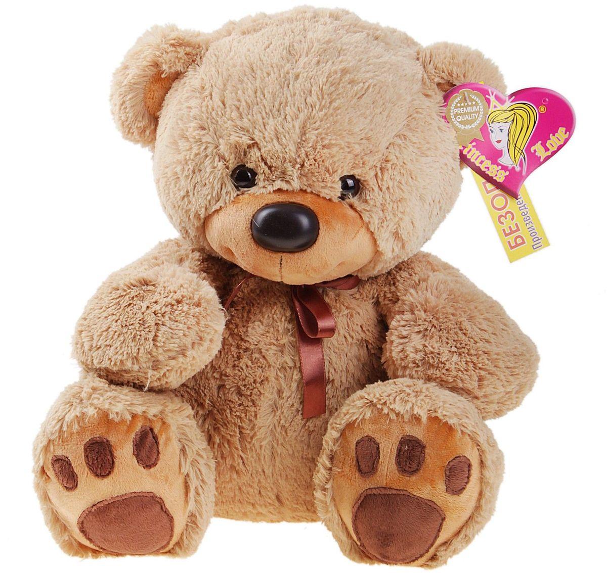 Princess Love Мягкая игрушка Мишка Косолапый 50 см 707260 оксана иванова мишка косолапый