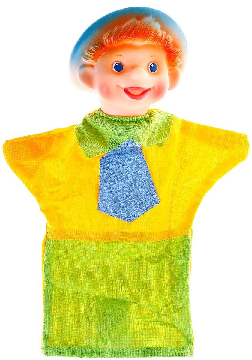 Sima-land Мягкая игрушка на руку Незнайка sima land кукла на руку волк