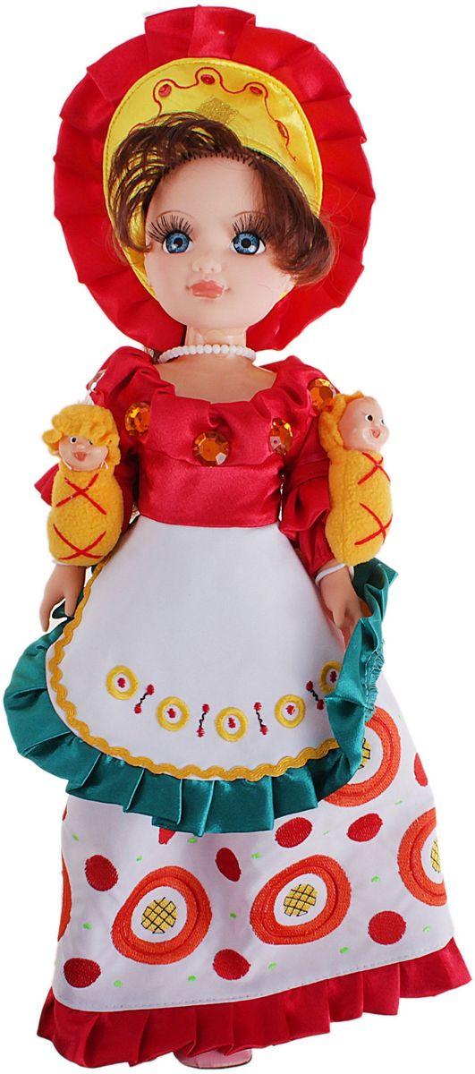 Sima-land Кукла озвученная Анастасия Дымковская Барыня 751045 кукла весна людмила 9 озвученная