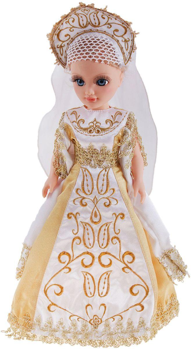 Sima-land Кукла озвученная Анастасия Русский народный танец 42 см 751096 куклы и одежда для кукол весна озвученная кукла саша 1 42 см