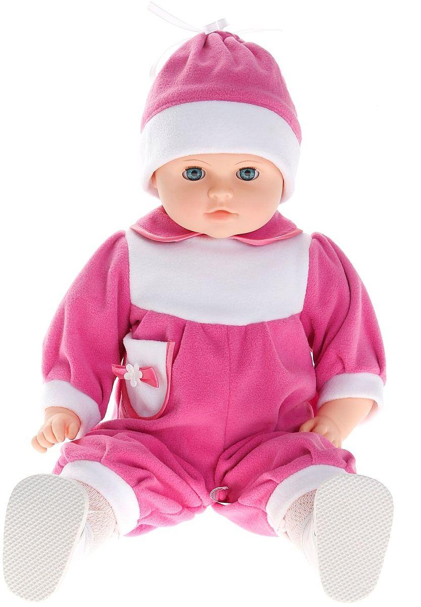 Sima-land Кукла озвученная Сашенька 54 см 751131 кукла весна маргарита 11 озвученная