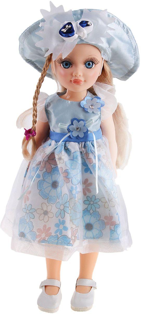 Sima-land Кукла озвученная Анастасия Незабудка 751230 кукла весна маргарита 11 озвученная