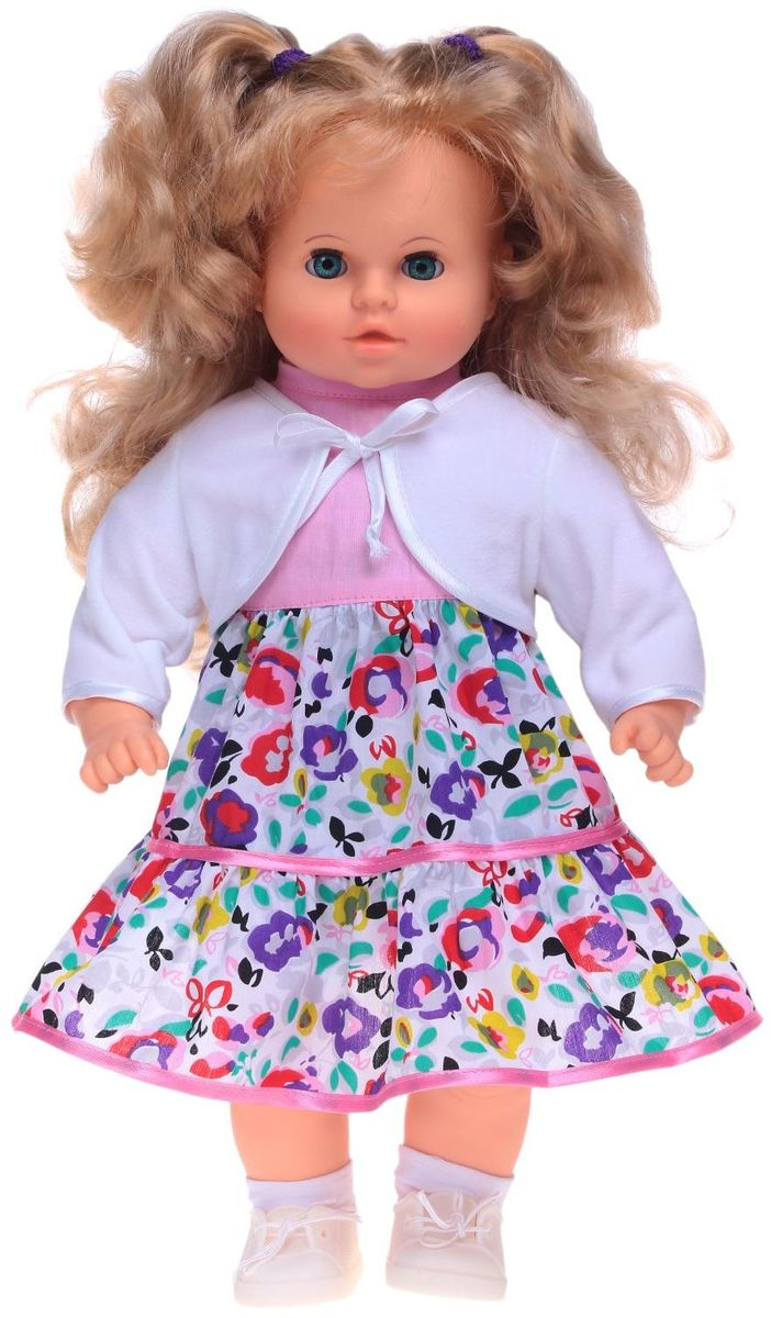 Sima-land Кукла озвученная Дашенька 54 см 780838 кукла весна маргарита 11 озвученная