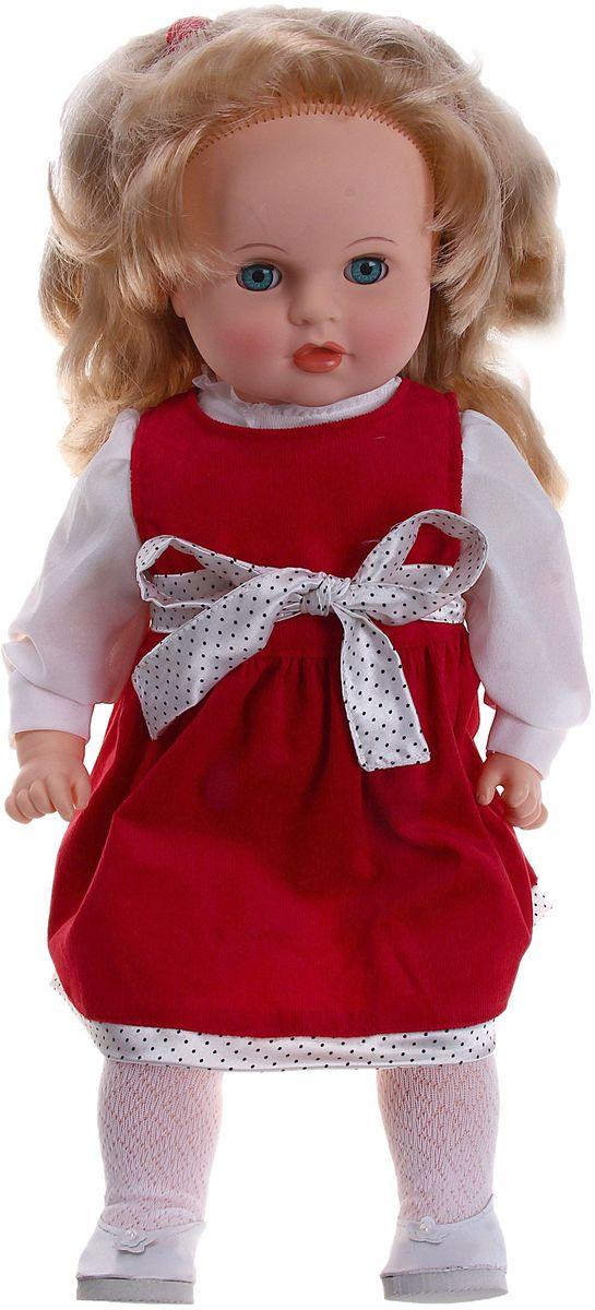 Sima-land Кукла озвученная Дашенька 54 см 780839 кукла весна маргарита 11 озвученная