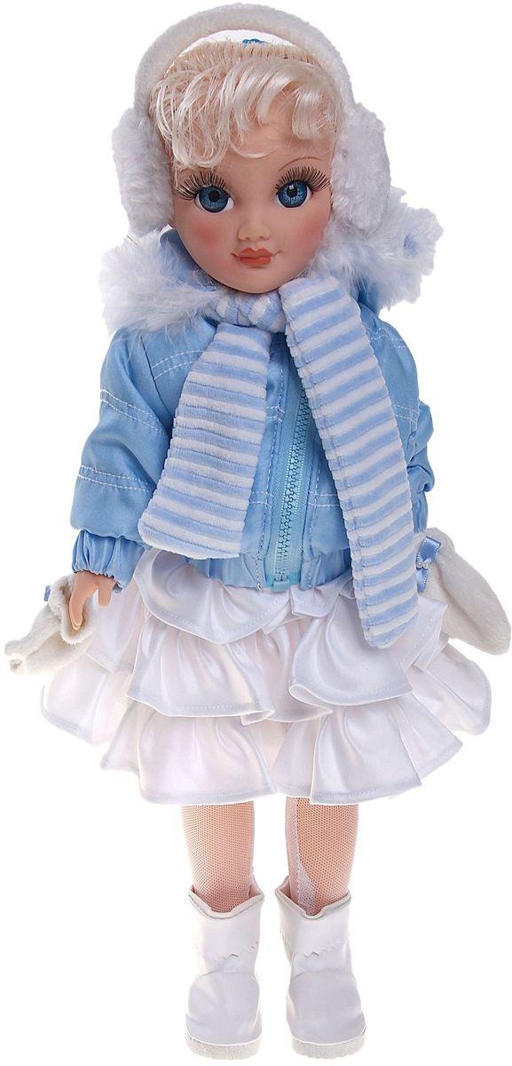 Sima-land Кукла озвученная Анастасия Зима 42 см 780842 кукла весна маргарита 11 озвученная