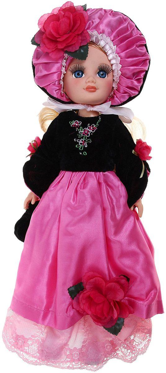 Sima-land Кукла озвученная Анастасия Фуксия 780843 sima land кукла озвученная принцесса ариэль со светящимся амулетом
