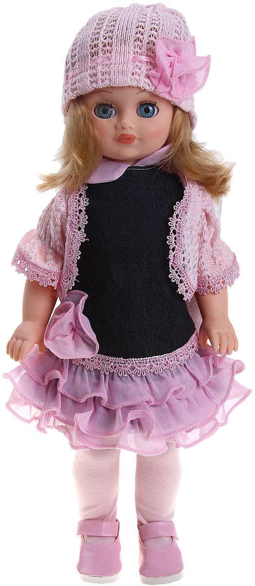 Sima-land Кукла озвученная Лиза 42 см 780917 кукла весна людмила 9 озвученная