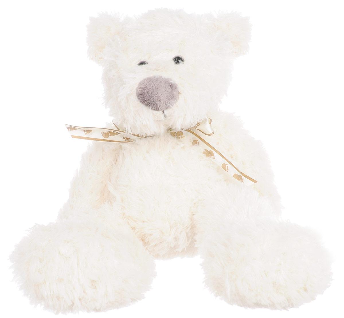 Soomo Мягкая игрушка Медведь Масамба 26 см мягкая игрушка медведь с медвежонком