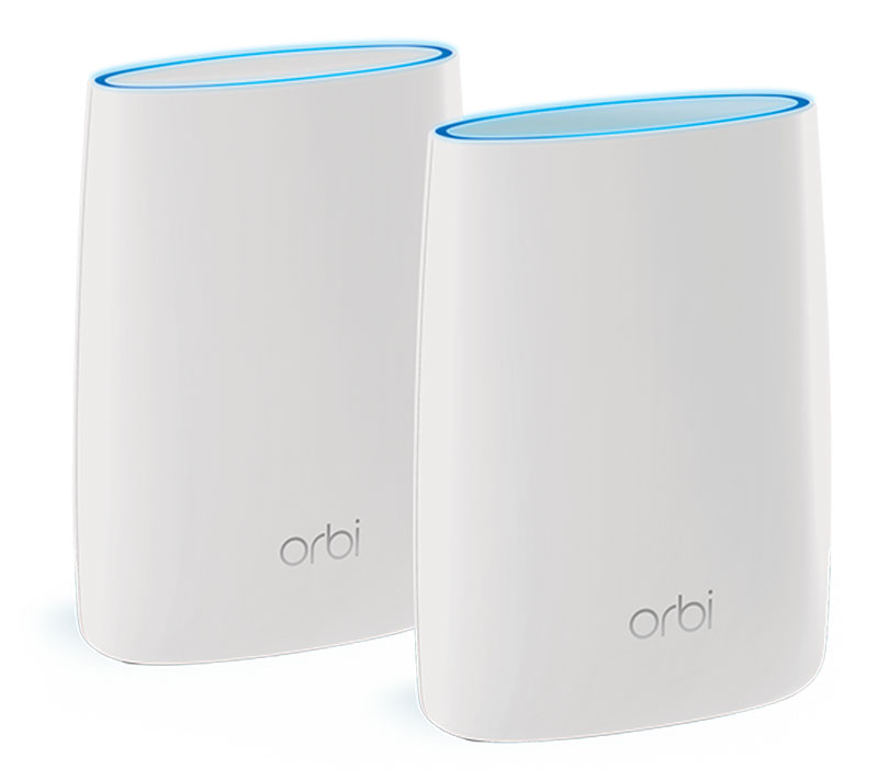 Netgear ORBI-RBK50-100PES беспроводная WiFi система
