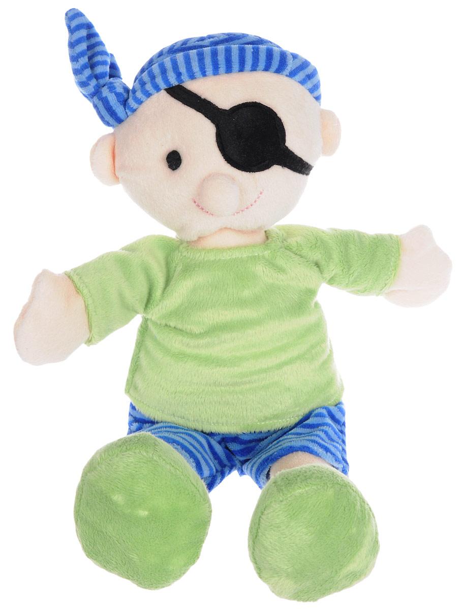 Jackie Chinoco Мягкая игрушка Пират мальчик 22 см ветровики ст vw golf 7 variant 2013 третья часть