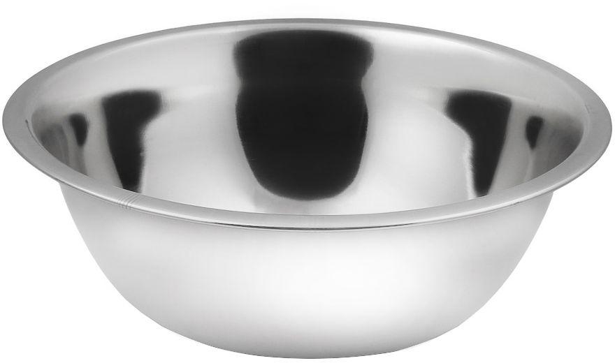 Миска Worldfa, цвет: стальной, диаметр 20 см