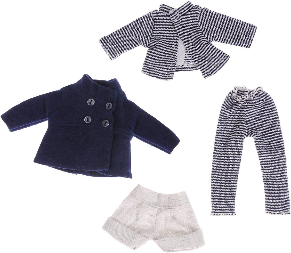 Vestida de Azul Комплект одежды для куклы Карлотты Осень Pret-a-porte куклы и одежда для кукол vestida de azul паулина рыжая кудряшка лето прованс