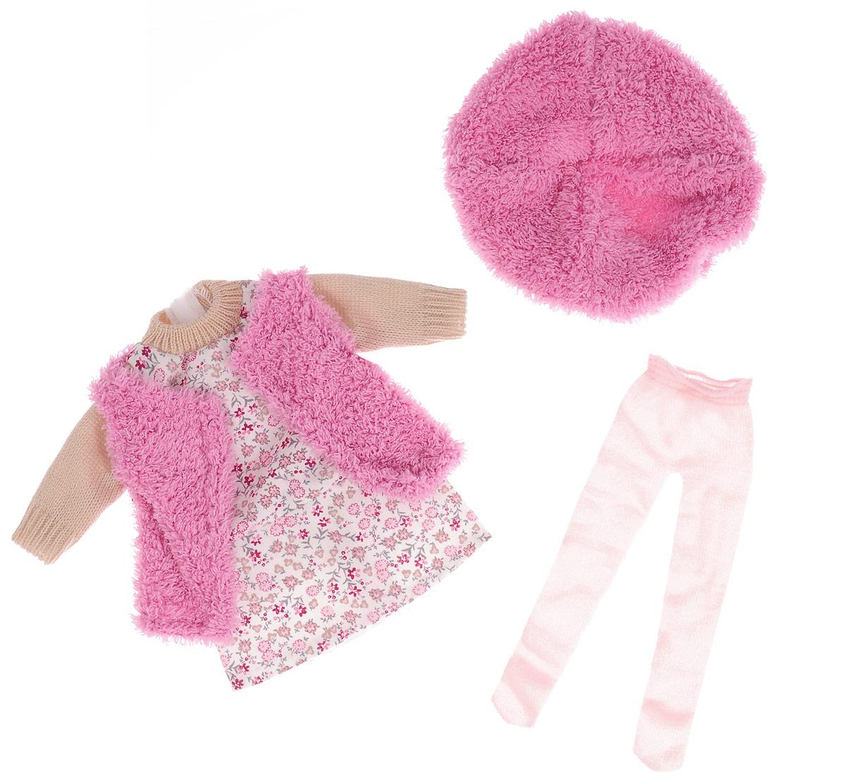 Vestida de Azul Комплект одежды для куклы Паулины Весна Бохо Шик куклы и одежда для кукол vestida de azul паулина рыжая кудряшка лето прованс