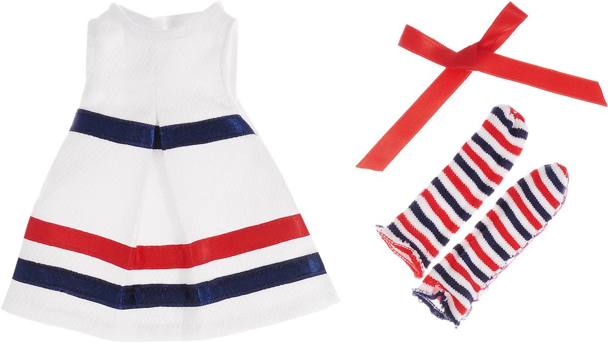 Vestida de Azul Комплект одежды для куклы Паулины Весна Морской стиль vestida de azul кукла карлотта лето морской стиль