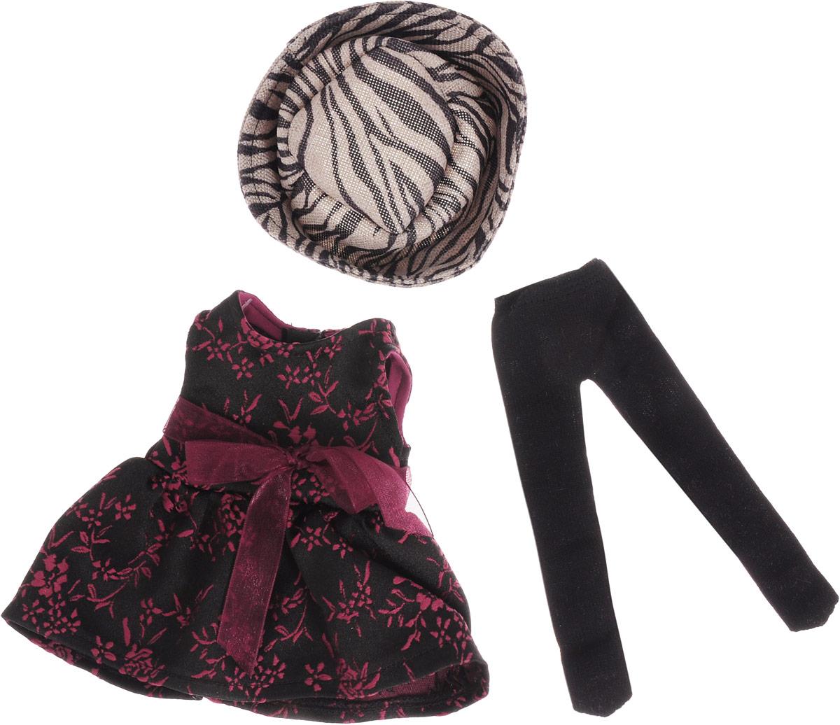 Vestida de Azul Комплект одежды для куклы Паулины Весна Лондон