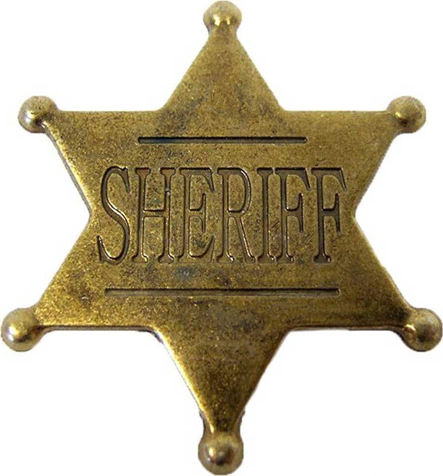 Звезда шерифа шестиконечная, 4,5 см. РепликаD7/106В США шериф округа, является шефом окружной полиции и чаще всего, это слово там используется именно в этом значении. Должность эта, как правило, выборная и срок полномочий 2 — 4 года. В его основные функции входят: поддержание правопорядка, борьба с преступностью, помощь в правосудии, функции судебного пристава, административное управление окружной тюрьмой. Эмблема имеет прямое отношение к Вифлеемской звезде, которая в США, в конце XVIII века была сделана государственной эмблемой США и внесена официально в герб США на почетное главное место (над орлом в окружении облака), но в несколько «закодированном» виде, то есть в виде расположенных в форме шестиконечной звезды 13 пятиконечных звездочек, которые символизируют 13 основных штатов, составивших первые в США. Эти звездочки расположены симметрично так, что сверху вниз они следуют 1:4:3:4:1 и в совокупности образуют одну шестиконечную Вифлеемскую звезду. Копия полностью копирует оригинал по размеру.Длина 4,5 см.