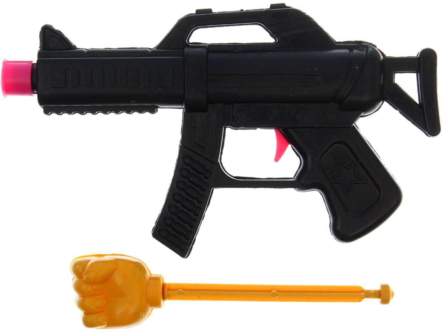 Sima-land Стрелялка Автомат 1640263, Развлекательные игрушки  - купить со скидкой