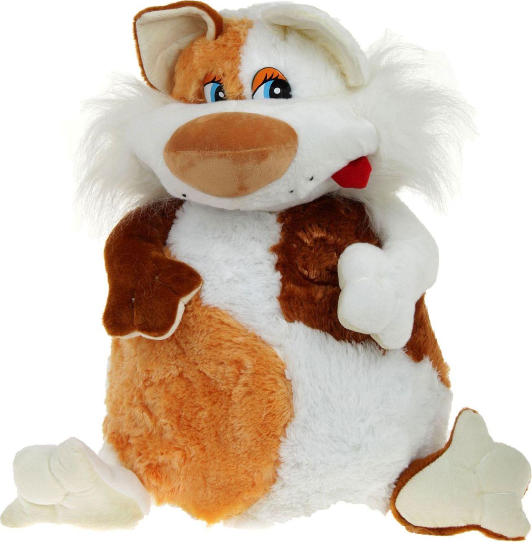 Sima-land Мягкая игрушка Кот-проглот 327546 sima land мягкая игрушка на руку мальчик 1147835