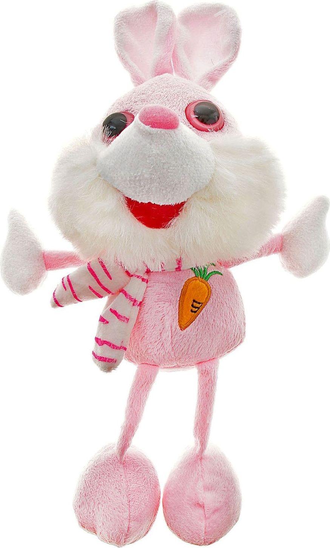 Sima-land Мягкая игрушка Заяц с вышивкой на груди кармашки на стену sima land мамина радость цвет розовый 5 шт