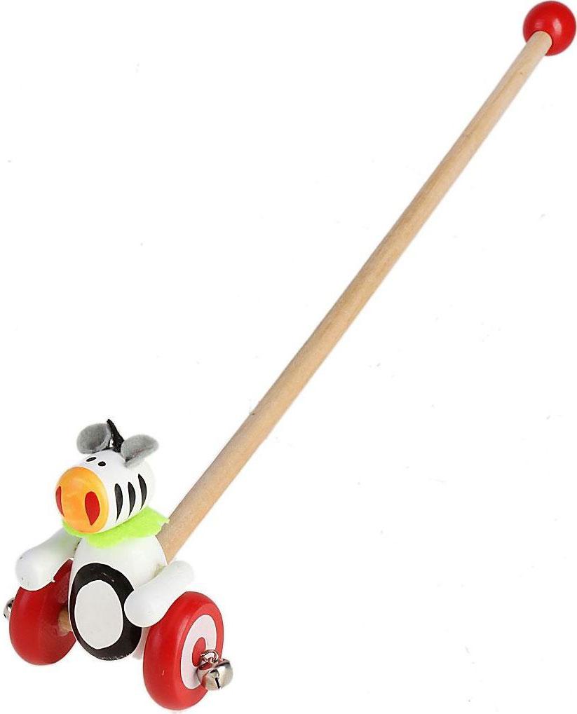 Sima-land Игрушка-каталка Зебра 535060 каталки игрушки mertens каталка обезьянка