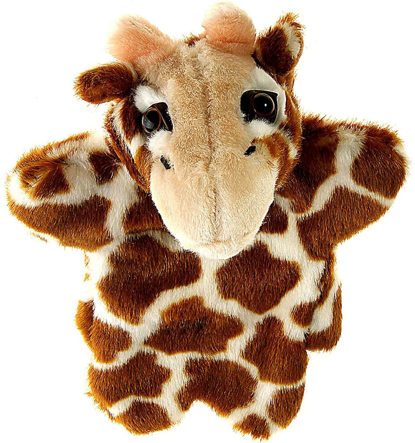 Sima-land Мягкая игрушка на руку Жираф 850207 sima land мягкая игрушка на руку мальчик 1147835