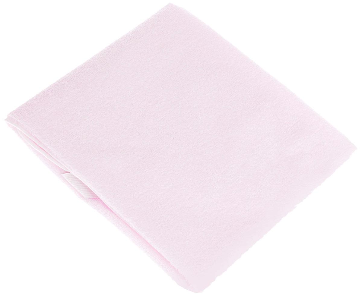 Пелигрин Наматрасник детский цвет розовый 120 х 60 х 8 см