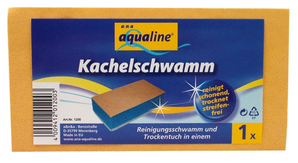 Губка Aqualine для ухода за кафелем1200Губка Aqualine прекрасно подойдет для ухода за кафелем, зеркалом и стеклом. Она очищает поверхность и полирует ее. Губка отлично впитывает влагу. Для удобства применения на губке с одной стороны нанесен текстильный абразивный слой. Характеристики:Материал основы губки:100% полипропилен. Материал чистящей части губки:30% полиамид, 10% полиэстер, 60% связующие компоненты. Размер:14,5 см х 4 см х 7,5 см. Производитель: Германия. Артикул:2327.Уважаемые клиенты! Обращаем ваше внимание на возможные изменения в дизайне упаковки. Качественные характеристики товара остаются неизменными. Поставка осуществляется в зависимости от наличия на складе.