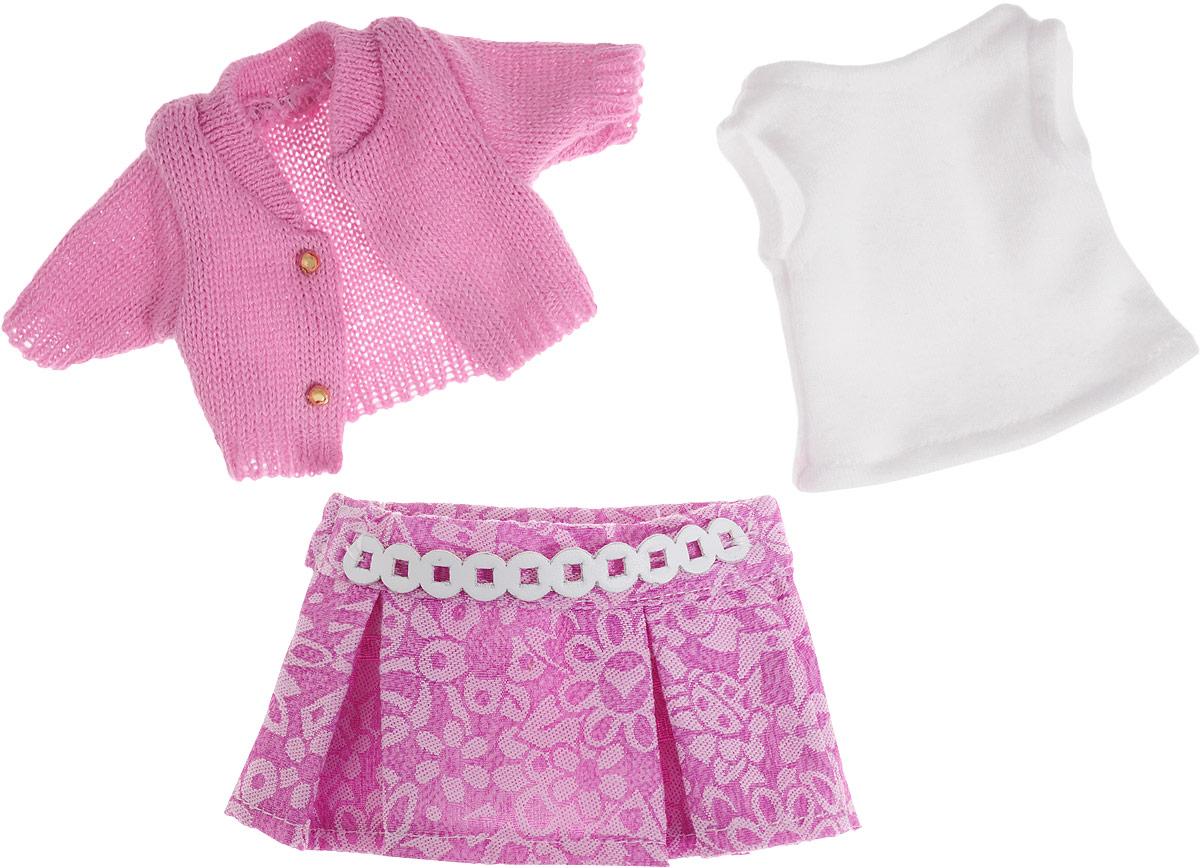 Vestida de Azul Комплект одежды для куклы Паулины Лето Городской Шик vestida de azul кукла карлотта лето морской стиль