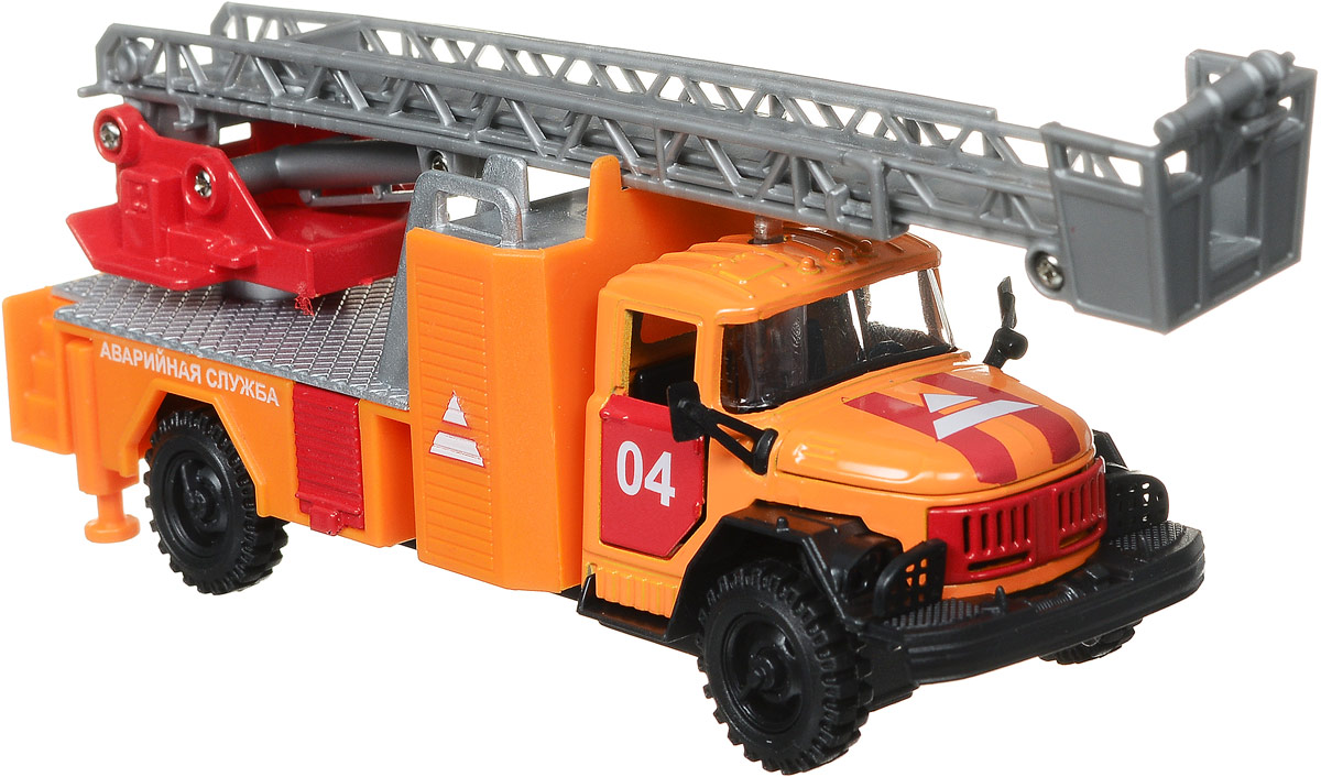 ТехноПарк Аварийная служба ЗИЛ 131 технопарк машинка зил 115