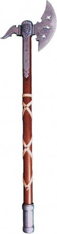 Германский боевой топор. Оружейная реплика. XI век