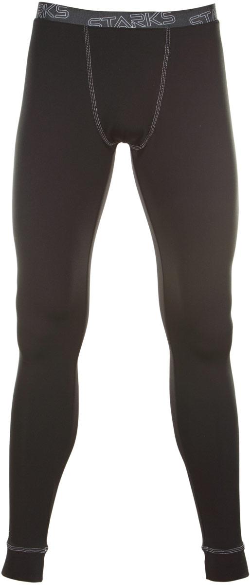 Термобелье брюки мужские Starks Warm, зимние, цвет: черный. ЛЦ0023. Размер LЛЦ0023_L_МужБелье Starks Warm предназначено для активных физических нагрузок. Анатомические термобрюки, выполнены из европейской сертифицированной ткани PolarStretch. Высокие эластичные свойства материала позволяют белью максимально повторять индивидуальную анатомию тела, эффект второй кожи. Термобелье имеет отличные влагоотводящие свойства, что позволяет телу оставаться сухим. Высокие термоизоляционные свойства, позволяют исключить переохлаждение или перегрев. Повседневное использование, в качестве демисезонного.Особенности: -Stop Bacteria - ткань с ионами серебра, предотвращает образование и развитие бактерий.-Защита от перегрева или переохлаждения.-Система мягких и плоских швов.-Гипоаллергенно. Состав: 92% полиэстер, 8% эластан.