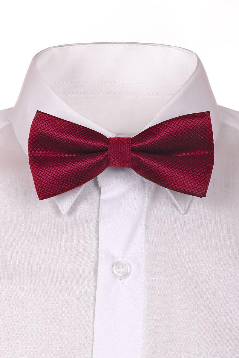 Галстук-бабочка для мальчика Brostem, цвет: лиловый. RBAB59-59. Размер универсальный галстук для мальчика brostem цвет черный красный синий rcal 19 размер универсальный