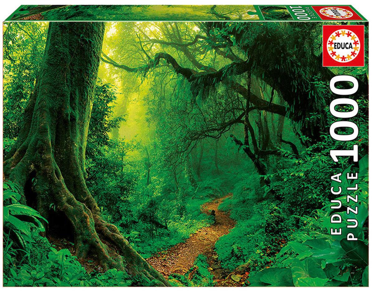 Educa Пазл Зачарованный лес