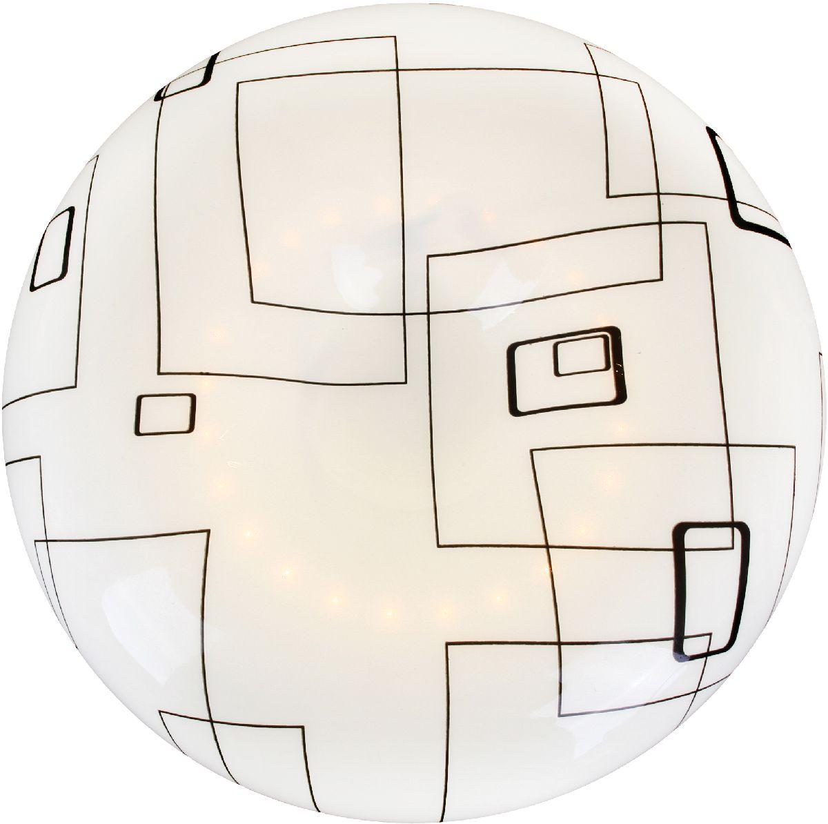 Светильник настенно-потолочный Camelion LBS-0602, LED, 18W, 4500K. 1268712687Светильник Camelion LBS-0602 - накладной настенно-потолочный осветительный прибор, который станет прекрасным вариантом для освещения как жилых комнат, так и коммерческих зданий. Идеален для монтажа в помещениях с невысокими потолками. Данная модель выполнена на основе энергоэффективных светодиодных ламп, излучающих яркое, равномерное свечение без эффекта мерцания.Характеристики: Напряжение питания : 220-230 В, 50Гц Световой поток: 960 Лм Размеры: 260 х 80 ммСтепень защиты: IP30 Цветовая температура: 4500 KИсточник света: светодиодыКрепление: потолочное, настенноеВид ламп: светодиоднаяМаксимальная мощность ламп: 18WМатериал плафона: пластикПоверхность плафона/арматуры: глянцевая.