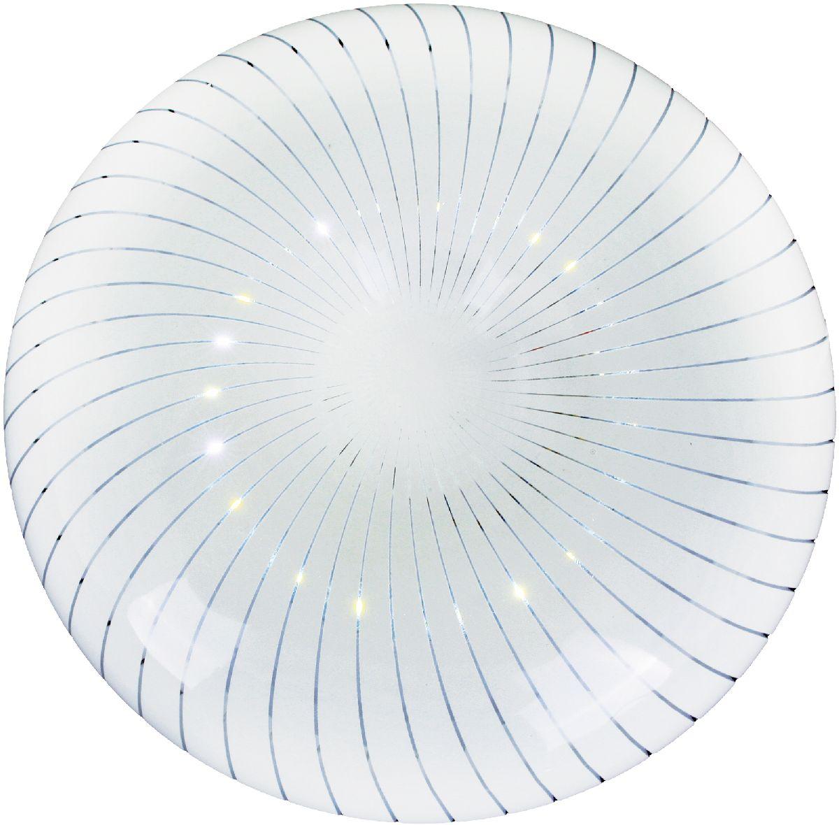 Светильник настенно-потолочный Camelion LBS-0703, LED, 24W, 4500K. 1269012690Светильник Camelion LBS-0703 - накладной настенно-потолочный осветительный прибор, который станет прекрасным вариантом для освещения как жилых комнат, так и коммерческих зданий. Идеален для монтажа в помещениях с невысокими потолками. Данная модель выполнена на основе энергоэффективных светодиодных ламп, излучающих яркое, равномерное свечение без эффекта мерцания.Характеристики: Напряжение питания : 220-230 В, 50Гц Световой поток: 1920 Лм Размеры: 380 х 80 ммСтепень защиты: IP30 Цветовая температура: 4500 KИсточник света: светодиодыКрепление: потолочное, настенноеВид ламп: светодиоднаяМакс. мощность ламп: 24WМатериал плафона: пластикПоверхность плафона/арматуры: глянцевая.