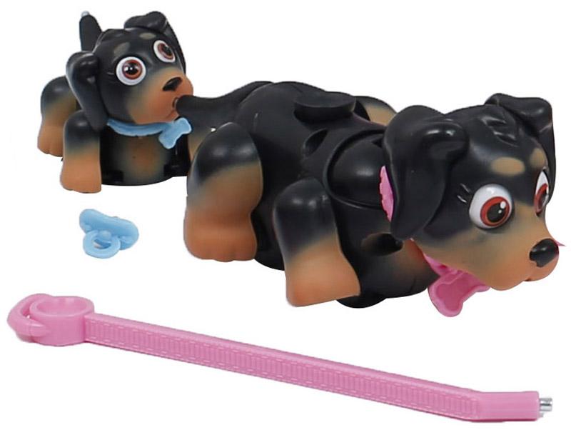 Pet Club Parade Набор фигурок Домашние питомцы Собаки цвет черный 2 шт pet parade кошки купить