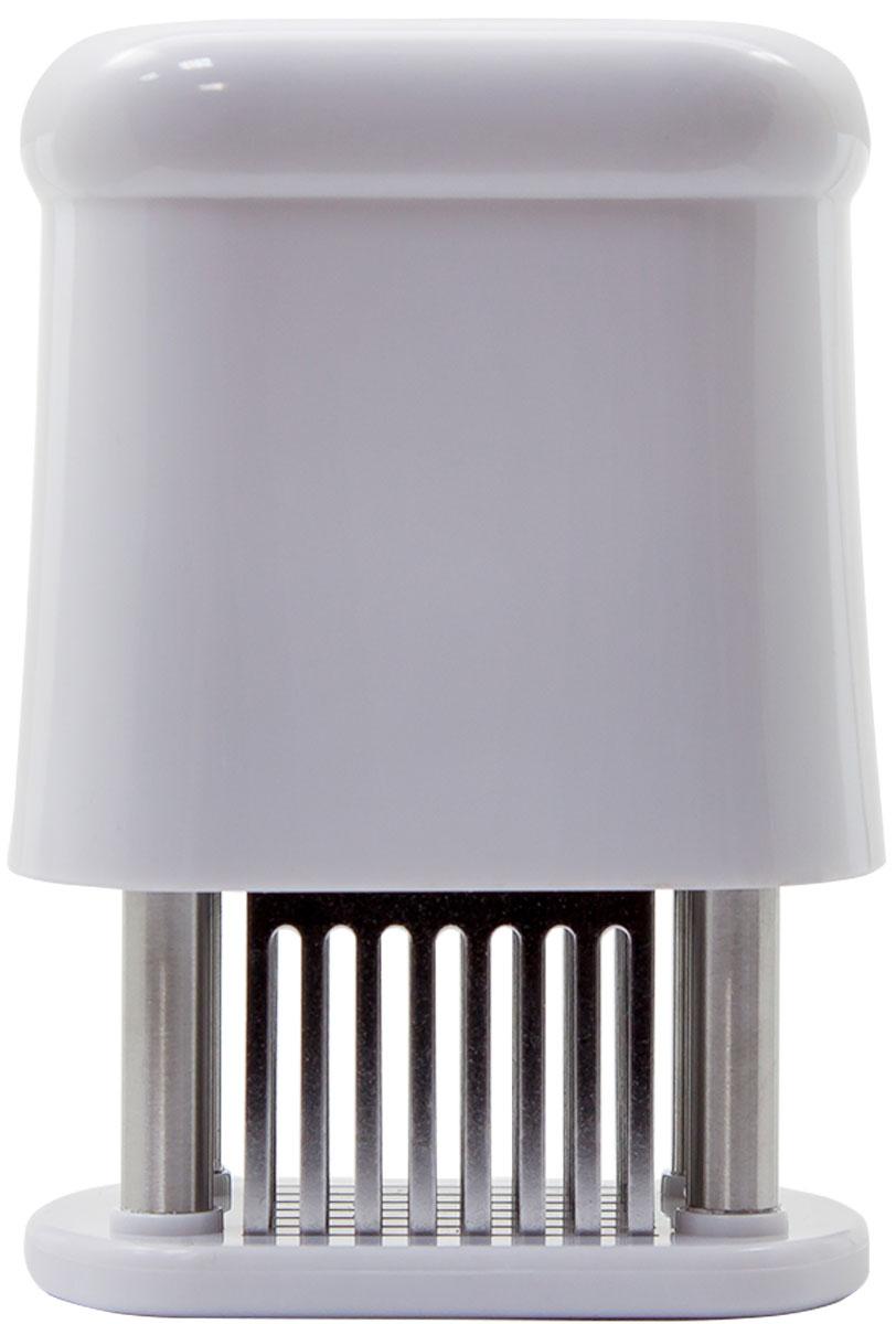 Тендерайзер для мяса  Borner , прямоугольный, цвет: белый - Кухонные принадлежности