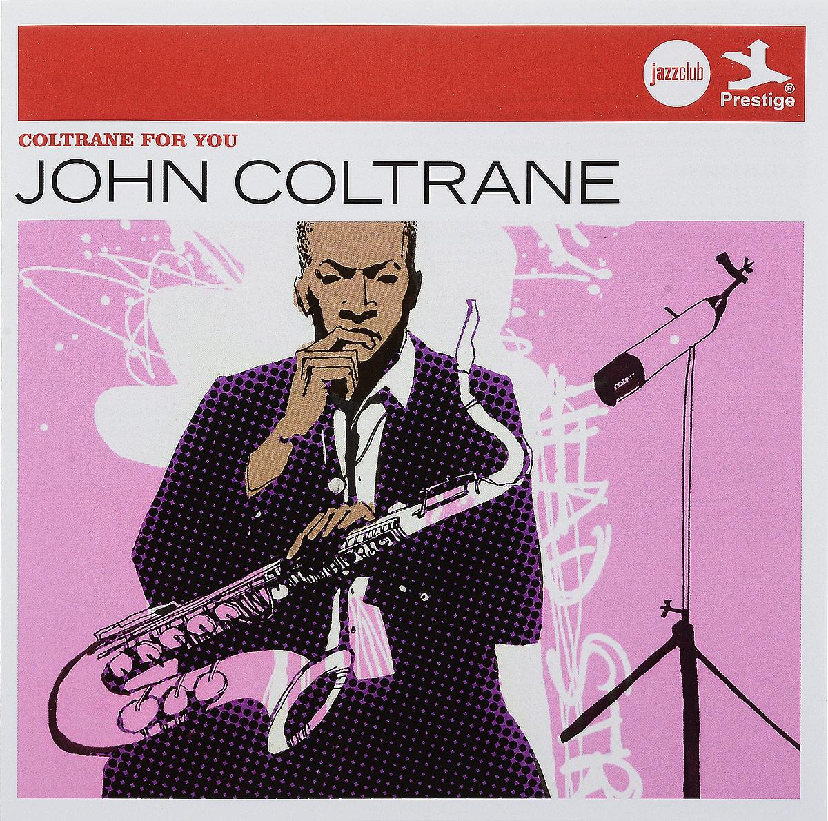 Джон Колтрейн John Coltrane. Coltrane For You джон колтрейн john coltrane concert in japan