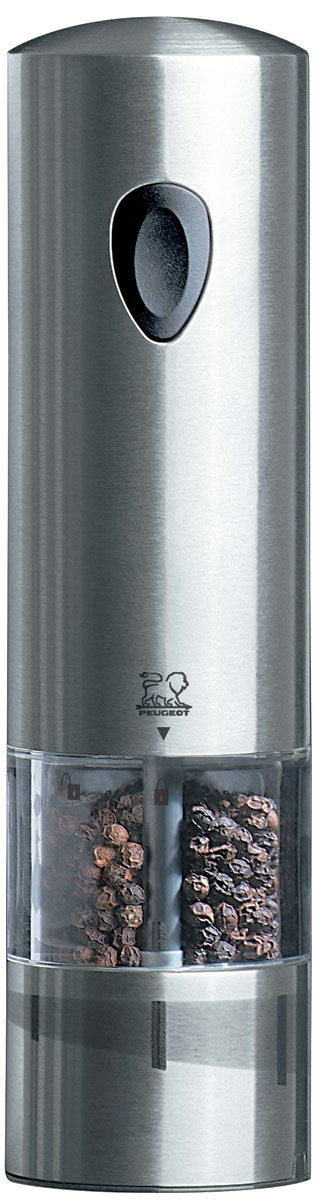 Мельница для перца Peugeot Elis rechargeable, электрическая, высота 20 см мельница для перца peugeot paris u select высота 18 см